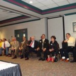Candidates at NCO Osage candidate forum